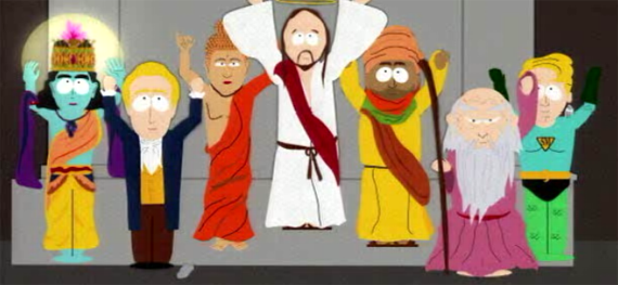SP 201: Comedy Central Capitulates To Extremist Islam